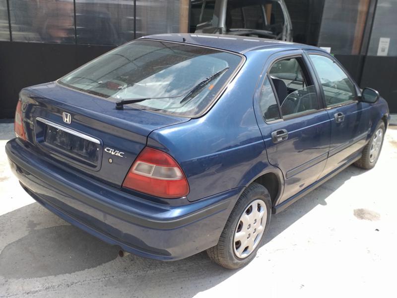 Honda Civic 1.4 90к.с.Англ.