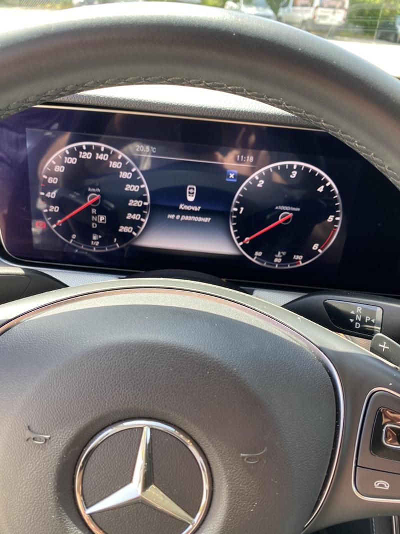 Mercedes-Benz E 220 4 MATIC, снимка 10