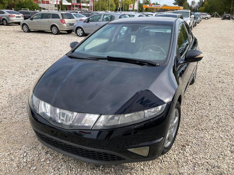 Honda Civic 1.4i 16v UNIKAT