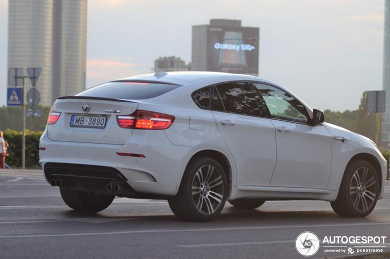 BMW X6 4.0 DIESEL FACE