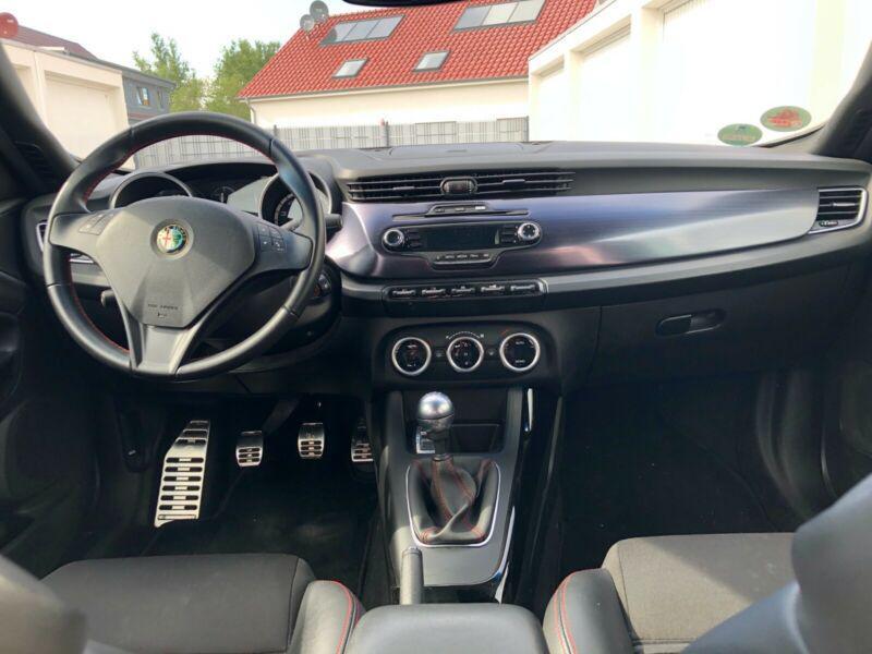 Alfa Romeo Giulietta На части 1.4 TURBO бензин, снимка 16