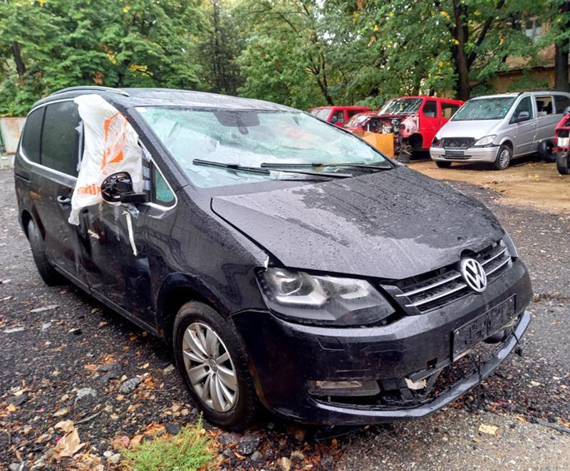 VW Sharan 2.0 DIESEL 116 PS