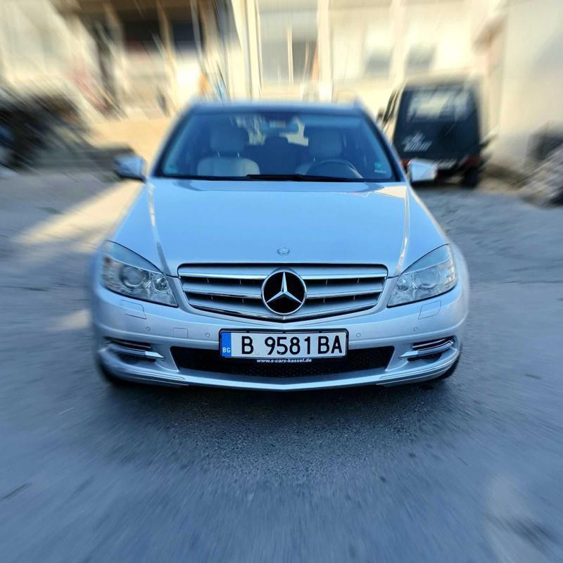 Mercedes-Benz C 250 W204