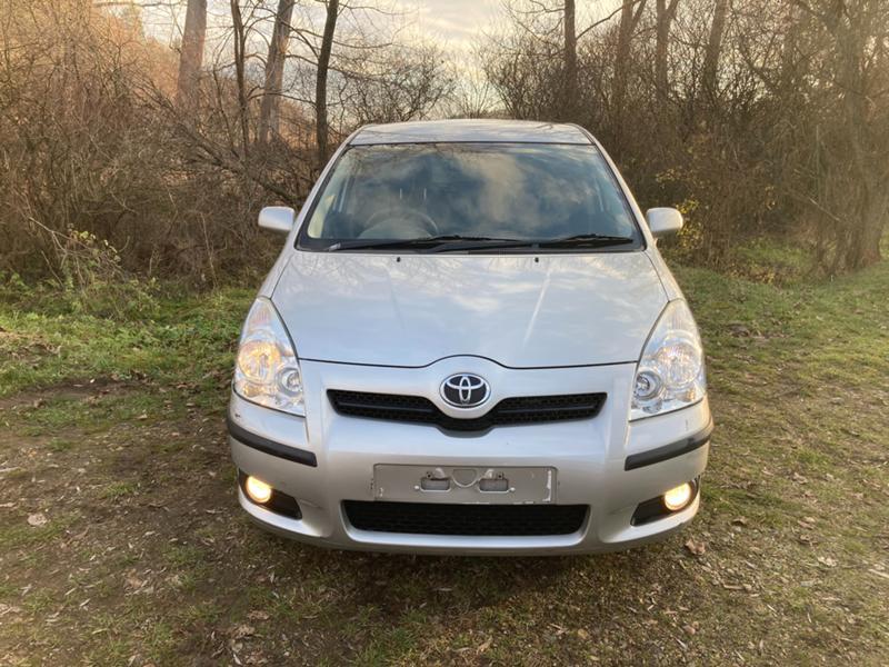 Toyota Corolla verso 2.2D4D 136кс НА ЧАСТИ
